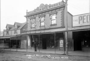 1896 The original Barber building